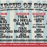 Lottie - Live @ We Love Sundays, Space, Ibiza (02-09-2012)