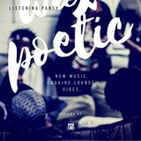 Wax Poetic 10-8-17 Early Set