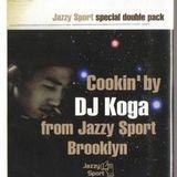 DJ Koga (Jazzy Sport) - Cookin' (Side A)