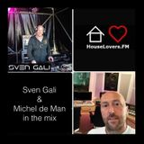 Sven Gali & Michel de Man in the mix