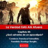 La Verdad Está Ahí Afuera: ¿Qué salvarías de un apocalipsis?