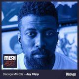 Discogs mix 32- Jay Clipp