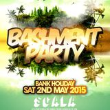 Invasion Crew Live @ Bashment Party - May 2015
