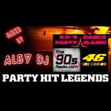 Party Hit Legends #46 - The Best 90's Hits Songs