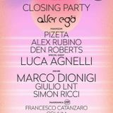 Warm Up @ AlterEgo Closing Party