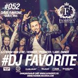 DJ Favorite - Fashion Music Radio Show 052 (Dave Ramone Guest Mix)
