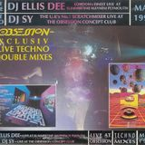 DJ SY - OBSESSION CONCEPT CLUB - MAY 1993