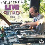 Mr Scruff - SMF Live 2014 Mix Series 001