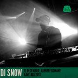 Dj Snow - MC Agent - NYE 2013 special