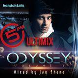 Jay Bhana 5FM Ultimix  19-04-2014