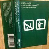 Damon Wild-Sonic Underground 05, Synewave Sessions mixtape-1999