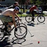 El bike polo invade Buenos Aires