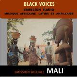Emission speciale MALI années 70 de BLACK VOICES sur RADIO DECIBEL dans le LOT NOVEMBRE 2015