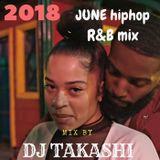 2018  June mix