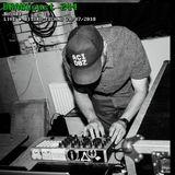 #244 Bushby - Live @ Bistro Techno 28/07/2018