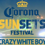 CRAZY WHITE BOY - Live at Corona Sunset Festival 2017 [Muldersdrift, Johannesburg]
