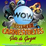 DAVID SIMÓ Dj Set - WOW audiovisual - 06.02.16 Carnaval Gata