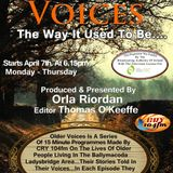 Episode 2 of Older Voices from CRY104fm featuring John Motherway from Knockadoon.