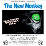 the new monkey 3/11/2001