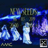 New Seeds // Show 36 feat. Faex Optim // 06/03/19