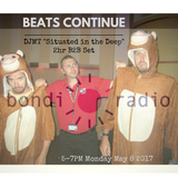 """Beats Continue Show - DJMT """"Situated in the Deep"""" B2B Set - Monday May 8 2017"""