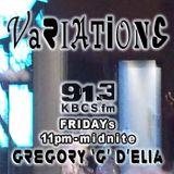 VARIATIONS 11.23.2012