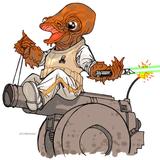 Chewbacca Comic