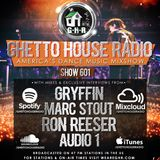GHETTO HOUSE RADIO 601