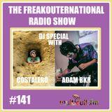 The FreakOuternational Radio Show #141 DJ Special with Costalero & Adam Bkr 28/06/2019