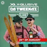 Destructive Tendencies vs Da Tweekaz @ X-Qlusive Da Tweekaz 2019