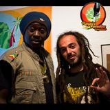 Pimpers Paradise Reggae Radio Prog 105 & MISSAL FALL Y BAAY SELECTAH