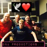 Dave Pullen with Andy Calder, Lee Harper & Max Howard. (DNA Christmas Show) 18th Dec 2018 (Show 58)