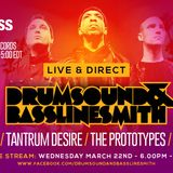 Drumsound & Bassline Smith - Live and Direct #30 DJSS, The Prototypes, Tantrum Desire, Bladerunner
