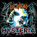 "Another hour of the Friday Rock Show featuring tracks from ""HYSTERIA"" by DEF LEPPARD."