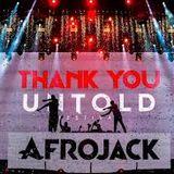 Afrojack - Live @ Mainstage, Untold Festival, Romania 2018