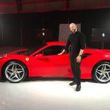 Ferrari F8 Tributo Unveiling Set 1