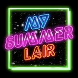 My Summer Lair featuring California Typewriter