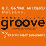Underground Groove (@U_Groove) December/9/2016 (SPECIAL FOLLOWERS)