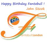John Siscok - Fantaparty London 1.Birthday Mix 2012