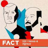 FACT mix 522 - Vainio & Vigroux (Nov '15)