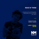 Rock, N' Them 'Respirando Historias... En Tu Idioma' 12 Febrero 2018