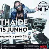 "Programa ""Nas Pistas Deejay Dony"" - Thaíde - 15/06/2015"