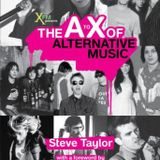 The A to X of Alternative Music 11th March 2014