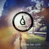 YERGEE - time for chill 2015