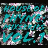 House Of Phyne: mixseries vol. 1