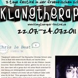 Chris le Beat - Klangtherapie Flashback  (Promo 072011)