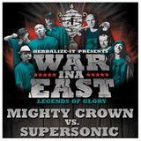 War Ina East 2010 Supersonic Custom Mix
