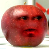 The annoying Techno Apple