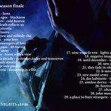 Dead Moon Nights s1#46//Season Finale//Retrospect!//26.06.14