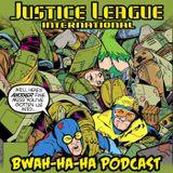 JLI Podcast #21 - Justice League International #21